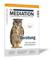 Die Mediation - Ausgabe Quartal I / 2021
