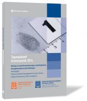 Tagungsband Kriminalistik 2014