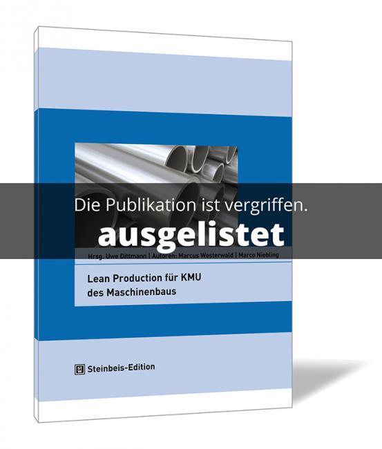 Lean Production für KMU des Maschinenbaus