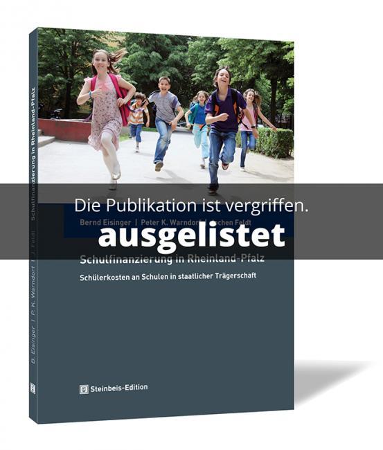 Schulfinanzierung in Rheinland-Pfalz