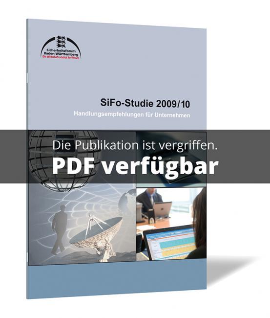 SiFo-Studie 2009/10 – Handlungsempfehlungen