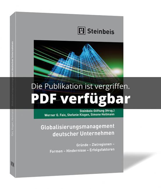 Globalisierungsmanagement deutscher Unternehmen