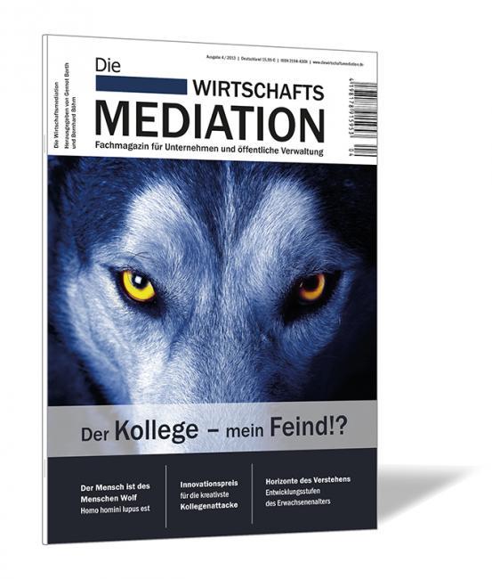 Die Wirtschaftsmediation – 2013/04