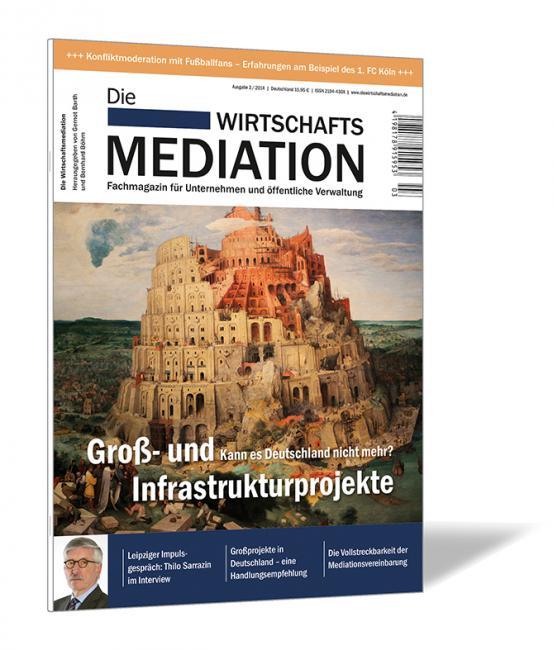 Die Wirtschaftsmediation – 2014/03
