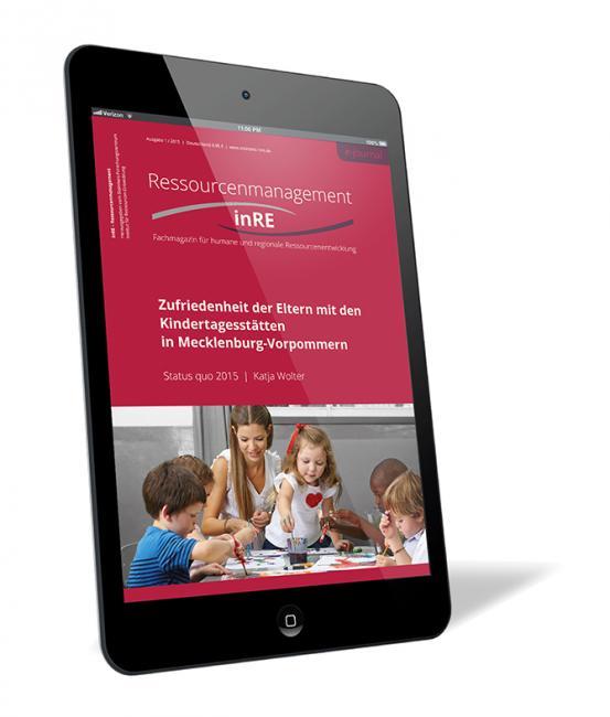 Zufriedenheit der Eltern mit den Kindertagesstätten in Mecklenburg-Vorpommern