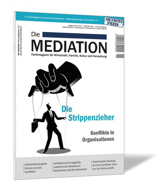 Die Mediation – Ausgabe Quartal I / 2017