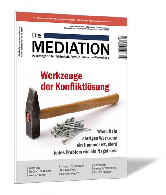 Die Mediation – Ausgabe Quartal II / 2017