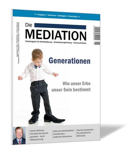 Die Mediation – Ausgabe Quartal I / 2019