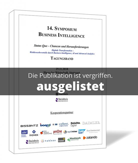 14. Symposium Business Intelligence