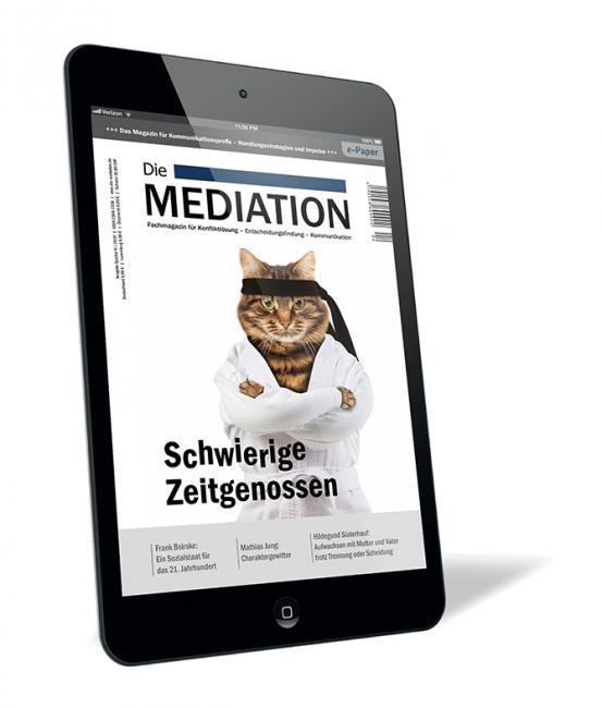 Die Mediation - Ausgabe Quartal IV / 2019
