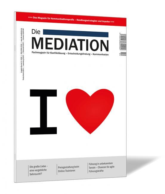 Die Mediation - Ausgabe Quartal IV / 2020