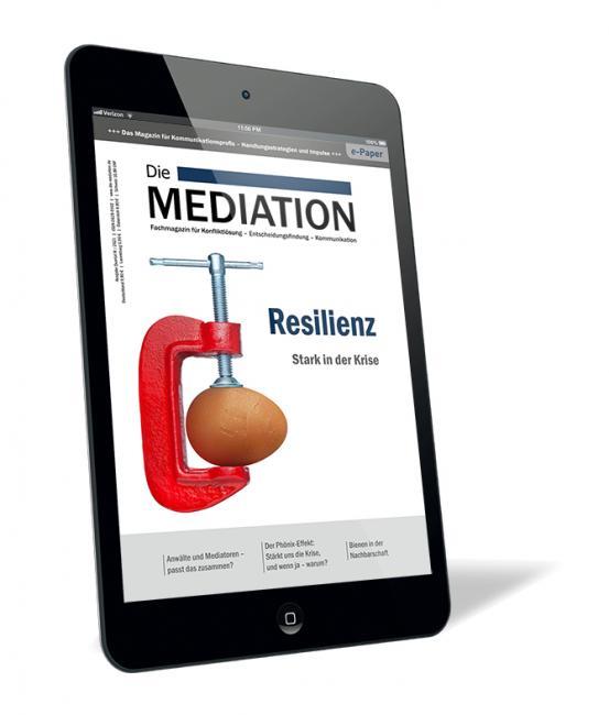 Die Mediation - Ausgabe Quartal IV / 2021