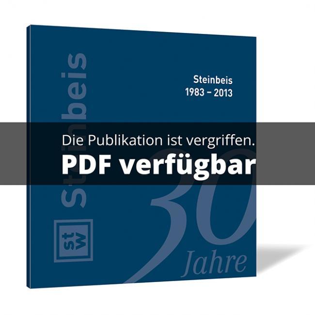 Steinbeis 1983-2013