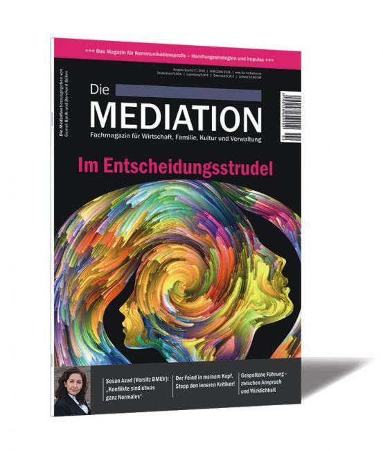 Die Mediation – Ausgabe Quartal II / 2018