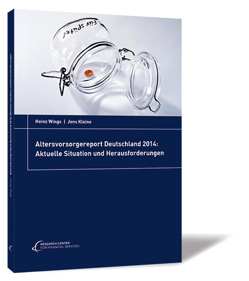 Altersvorsorgereport Deutschland 2014