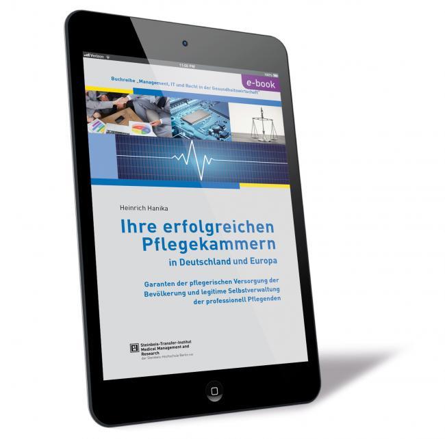 Ihre erfolgreichen Pflegekammern in Deutschland und Europa (Non-Print)