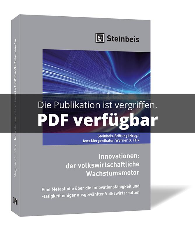 Steinbeis Edition Innovationen Der Volkswirtschaftliche