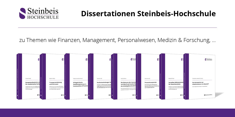 Banner 5 Steinbeis-Hochschule