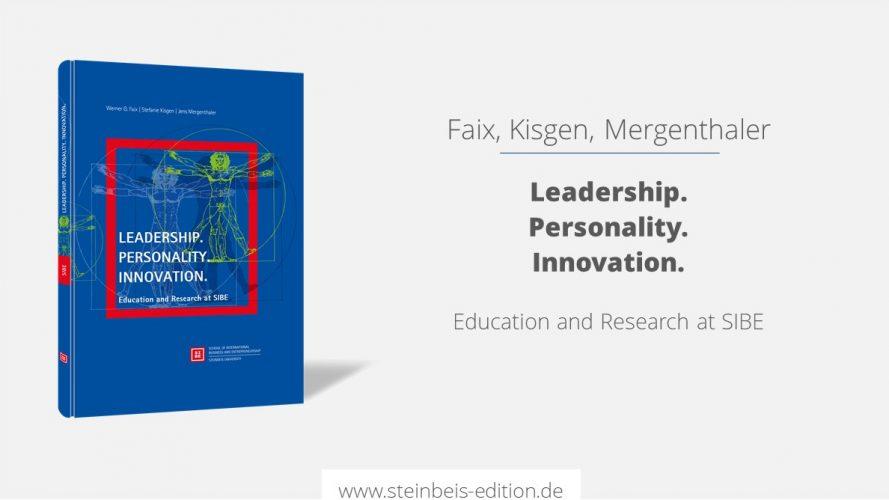 Leadership. Personality. Innovation