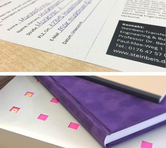 Buchveredelungen – Part IX