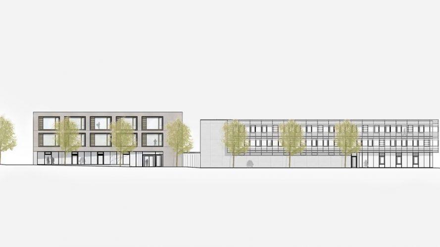 Neubau Steinbeis-Haus Hohenheim