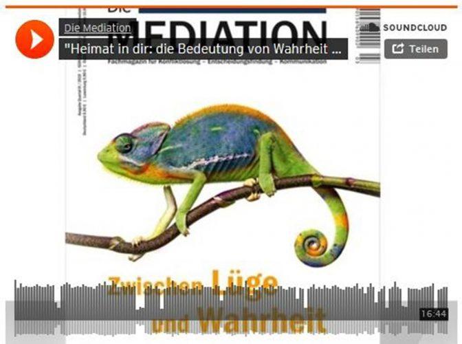 Die Mediation als Podcast