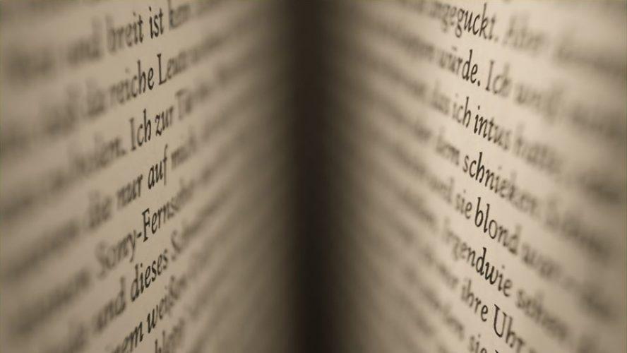 Schriften – Part III