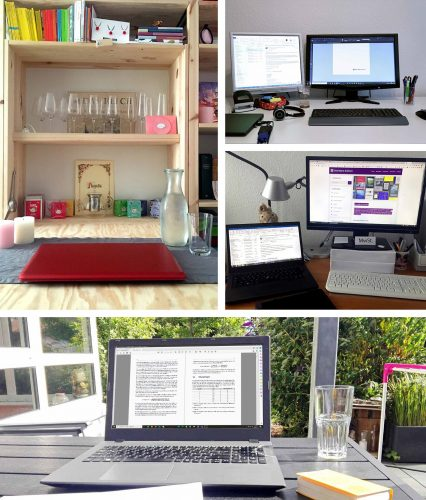 Im Home Office – Part I
