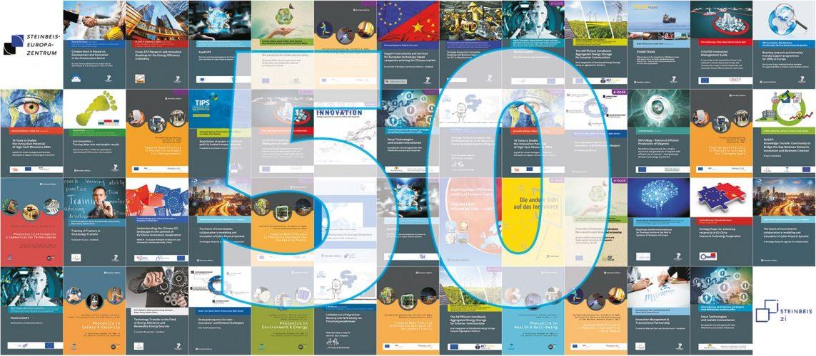 50 Publikationen Steinbeis-Europa-Zentrum