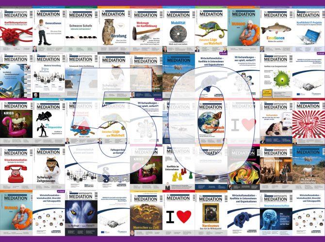 Über 50 gemeinsame Publikationen – Die Mediation