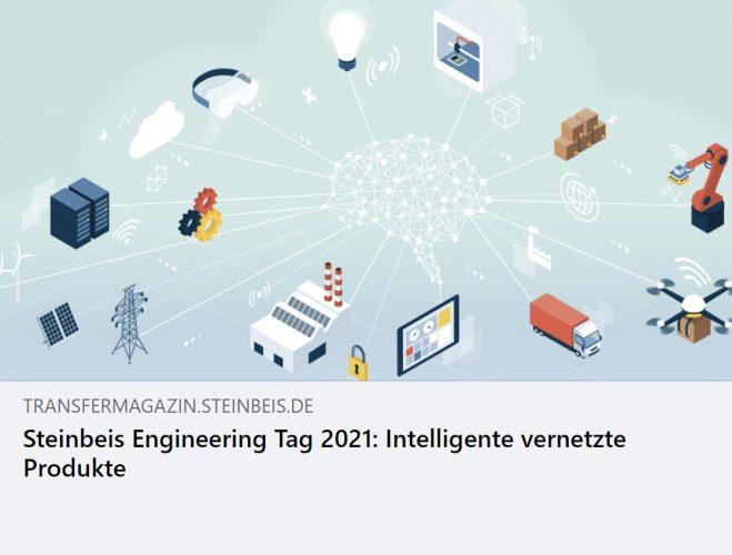 Steinbeis Engineering Tag 2021: Intelligente vernetzte Produkte