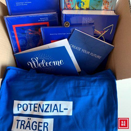 "SIBE schickt ""surprise packages"" an ihre Studierenden"