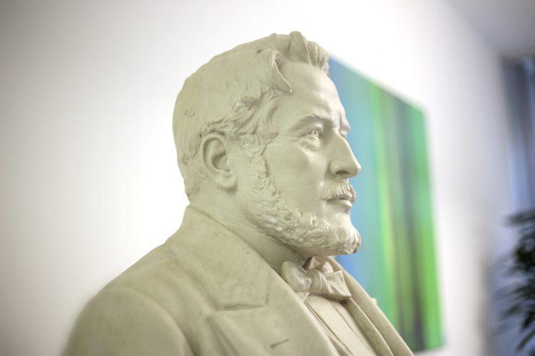 Erinnerung an Ferdinand von Steinbeis