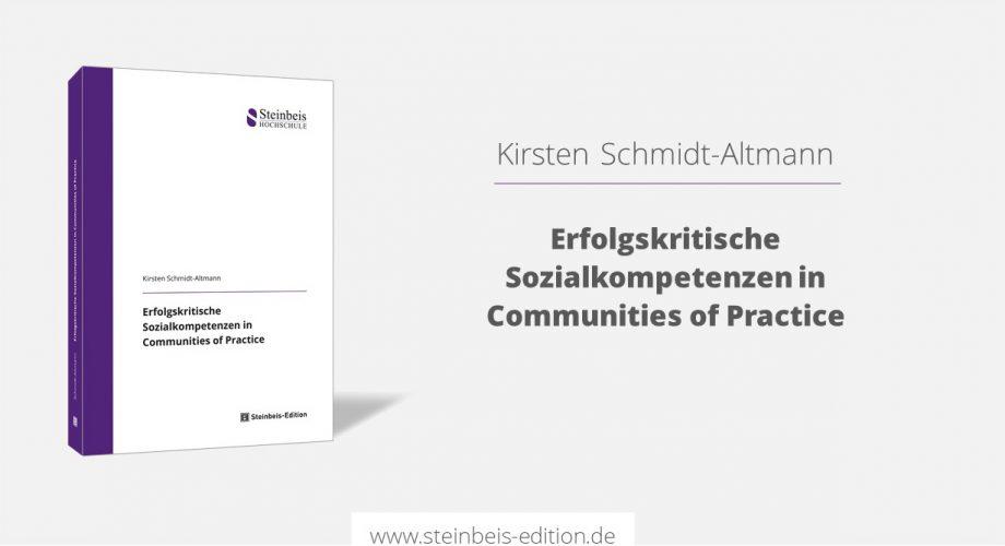 Erfolgskritische Sozialkompetenzen in Communities of Practice