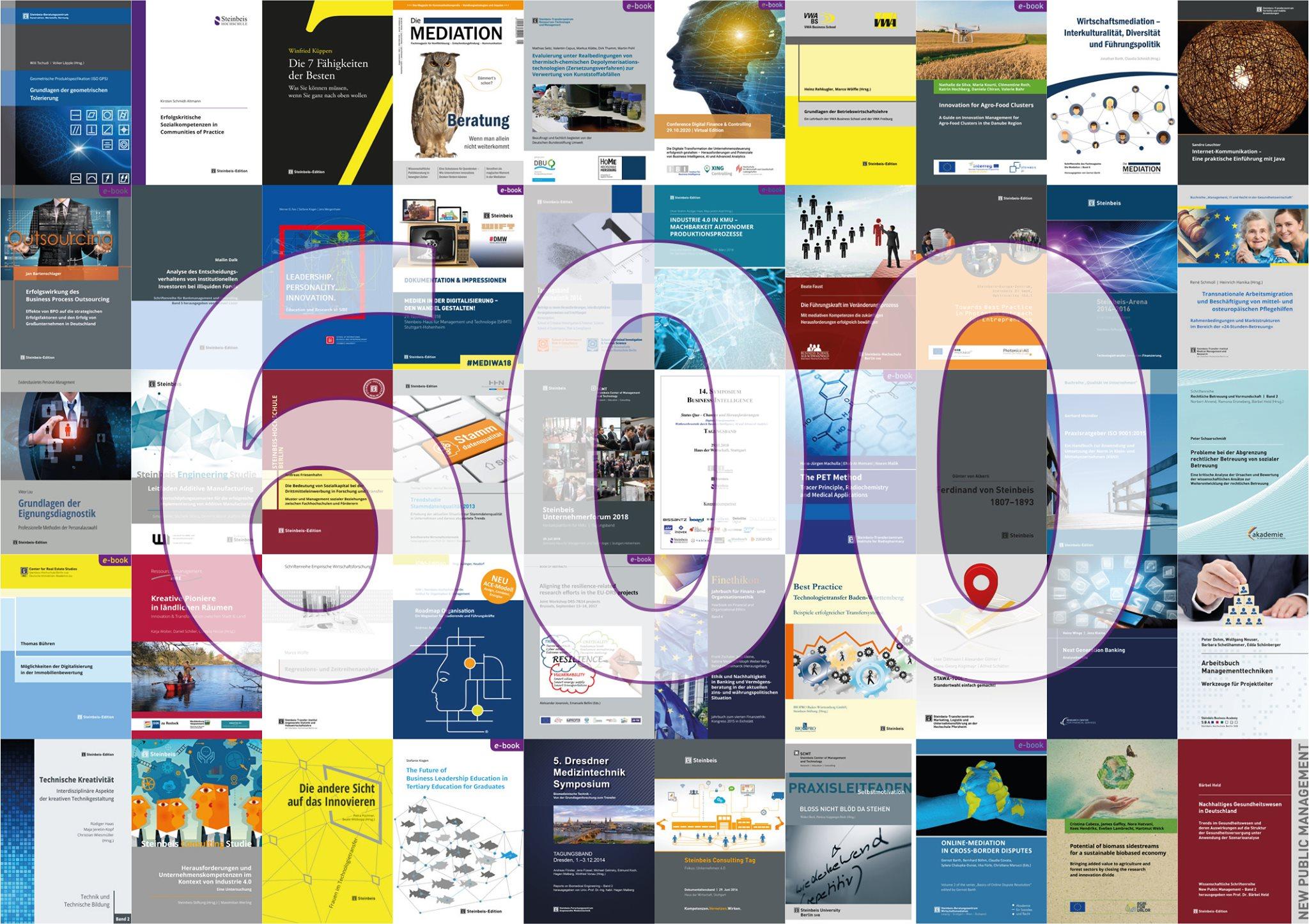 600 Publikationen