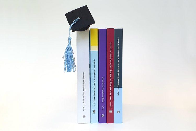 55 publizierte Dissertationen