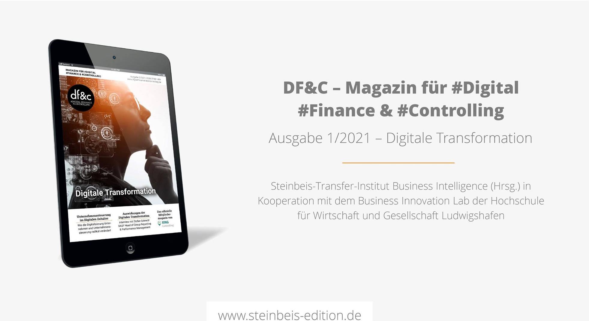 DF&C – Magazin für #Digital #Finance & #Controlling