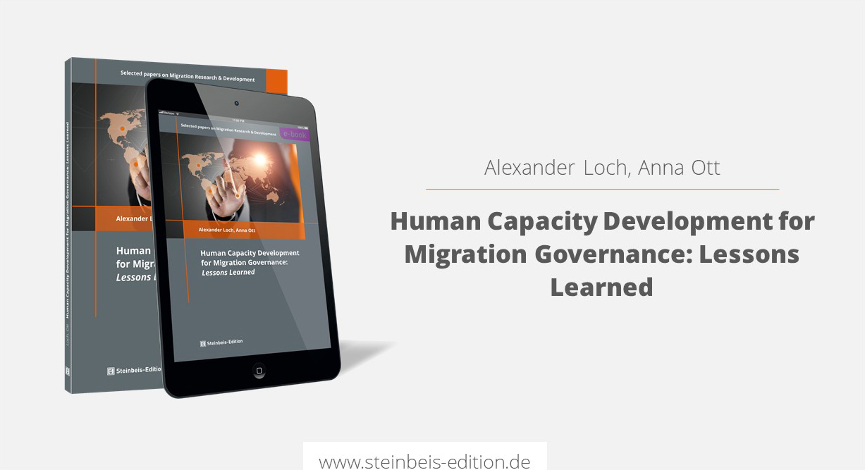 Human Capacity Development for Migration Governance: Lessons Learned