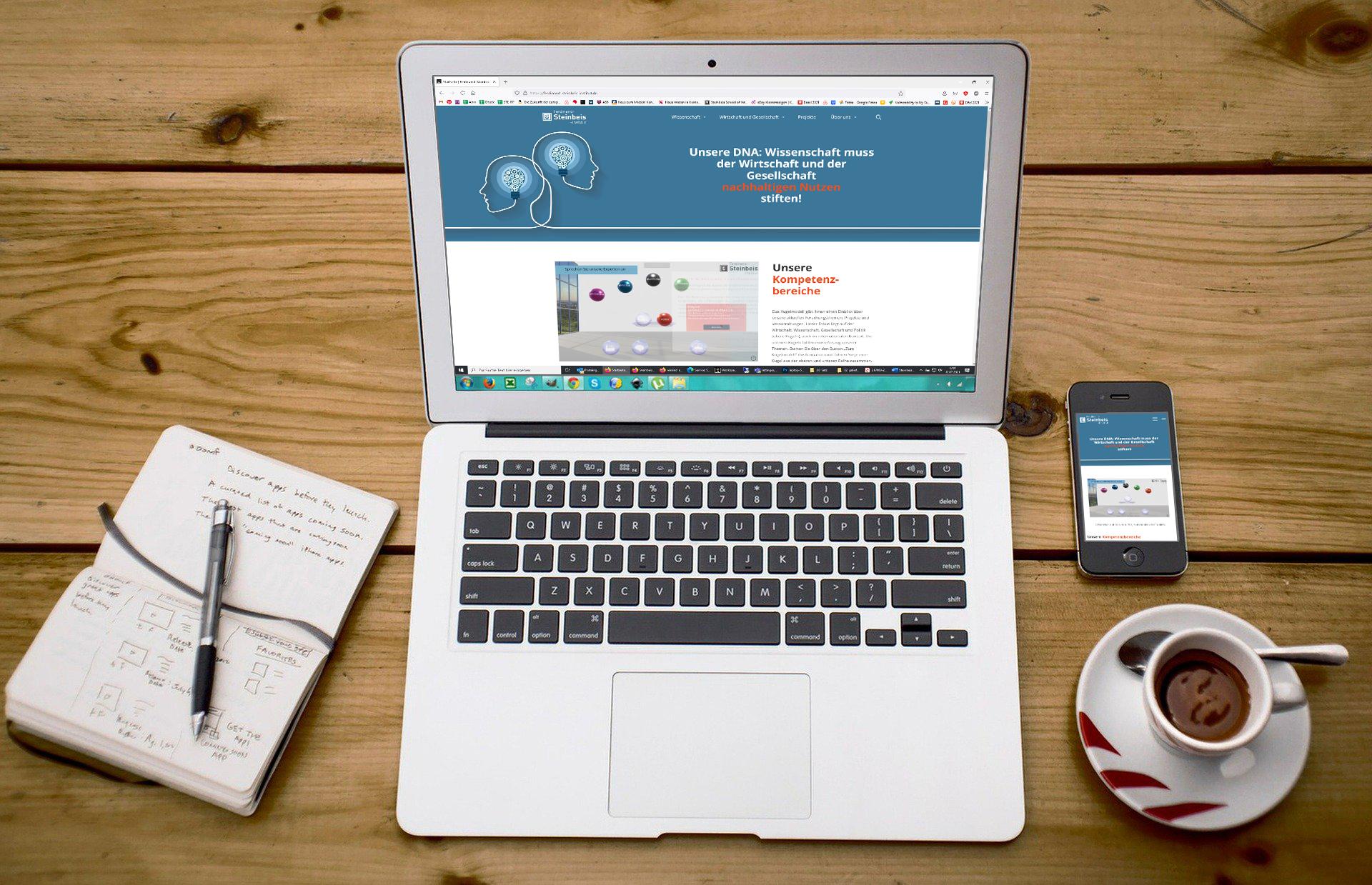 FSTI Website Relaunch